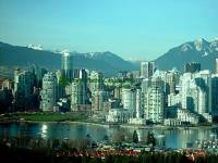 Highlight for Album: Vancouver Photos, British Columbia Stock Photos, Canada, Host City of the XXI Olympic Winter Games and Paralympic Games in 2010