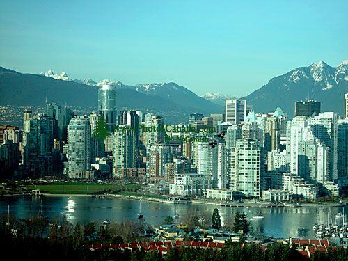 Vancouver, False Creek, British Columbia, Canada 01