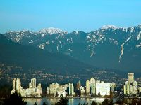 Vancouver, North Shore Mountains, British Columbia, Canada  10
