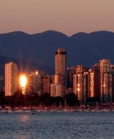 Vancouver Sunset, British Columbia, Canada 08