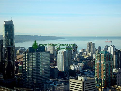 Vancouver Downtown, English Bay, British Columbia, Canada  05