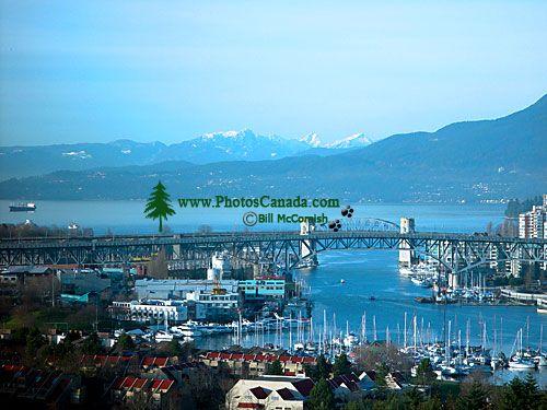 Vancouver, Granville Bridge, British Columbia, Canada  04