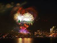 Highlight for Album: HSBC Celebration of Light International Fireworks Competition, Vancouver, Canada