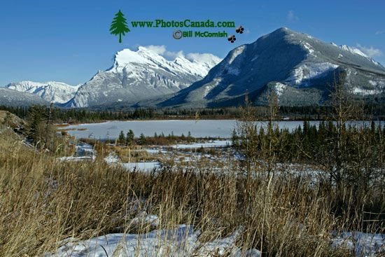 Vermillion Lakes, Banff National Park, Alberta CM11-07