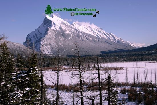 Vermillion Lakes, Banff National Park, Alberta CM11-06