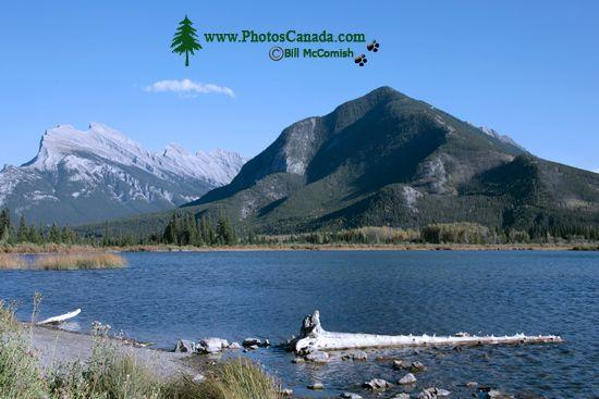 Vermillion Lakes, Banff National Park, Alberta CM11-01
