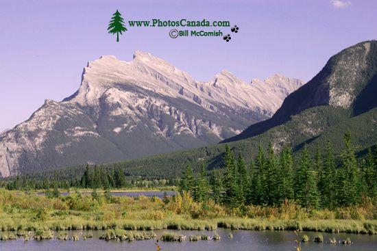 Vermillion Lakes, Banff National Park, Alberta CM11-03