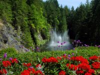 Butchart Gardens, Victoria, British Columbia, Canada  09 (Image not for sale)