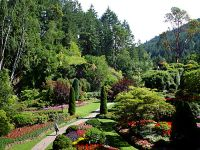 Butchart Gardens, Victoria, British Columbia, Canada 10 (Image not for sale)