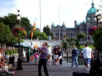 Victoria Square, Inner Harbour,  British Columbia, Canada 02