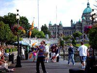 Victoria Square, Inner Harbour,  British Columbia, Canada 02