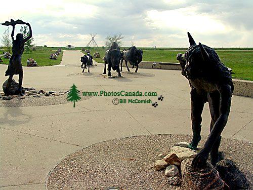 Wanuskewin Heritage Park, Saskatoon, Saskatchewan, Canada 05