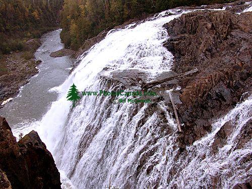 Magpie High Falls, Ontario, Canada 07