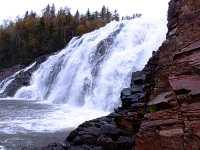 Magpie High Falls, Ontario, Canada 06