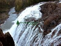 Highlight for Album: Photos Waterfalls and Canyons, Ontario Stock Photos