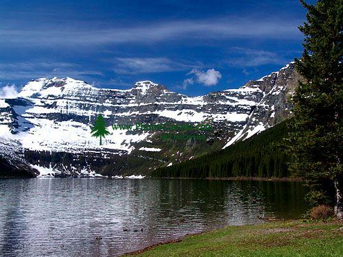 Cameron Lake, Waterton Lakes National Park, Alberta, Canada 05