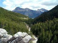 Red Rock Canyon, Waterton Lakes National Park, Alberta, Canada 11