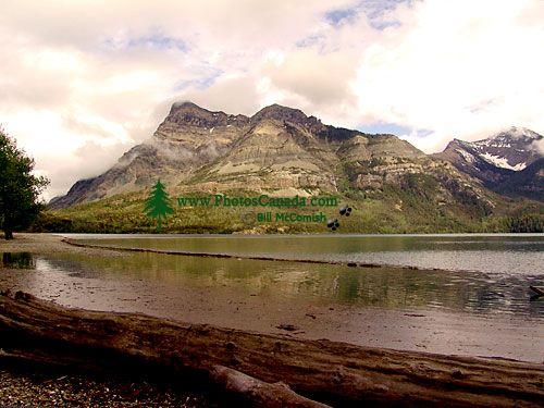 Waterton Lake, Waterton Lakes National Park, Alberta, Canada 02