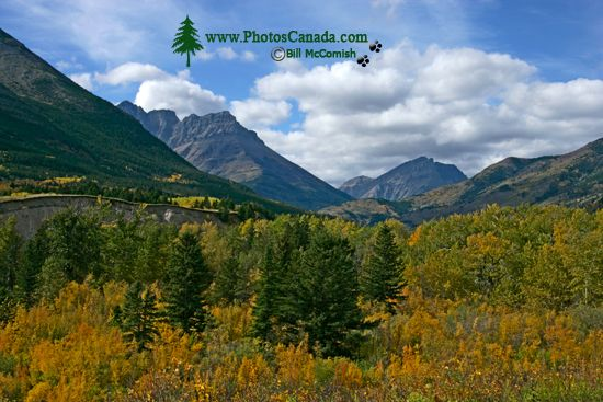 Waterton Lakes National Park, Fall 2010, Alberta, Canada CM11-009