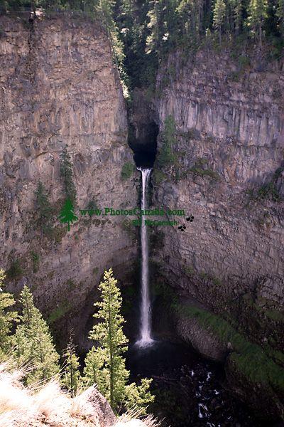Spahats Falls, Wells Gray Park, British Columbia, Canada CM11-05