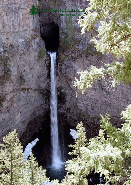 Spahats Falls, Wells Gray Park, British Columbia, Canada CM11-07