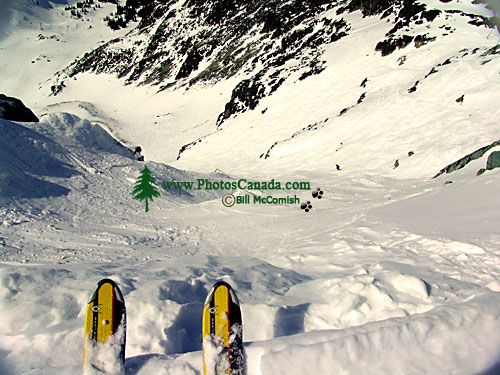Whistler, Couloir Extreme, British Columbia, Canada 02