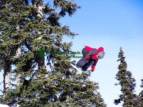 Snowboarder, Whistler, British Columbia, Canada 08