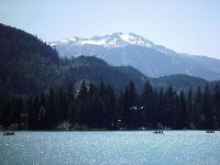 Green Lake, Whistler, British Columbia, Canada 03