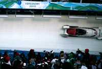 Whistler 2010 Olympics Sliding Centre, Canada Bobsled, British Columbia, Canada CM11-11