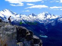 Highlight for Album: Whistler Alpine Summer Photos, Host City of the XXI Olympic Winter Games and Paralympic Games in 2010