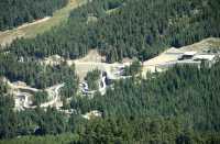Whistler Sliding Centre, Whistler, British Columbia, Canada, CM11-09