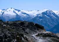 Whistler Alpine Hiking, British Columbia, Canada, CM11-22