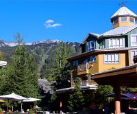 Whistler Village, British Columbia, Canada  04
