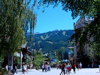 Whistler Village, British Columbia, Canada  07