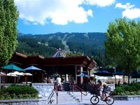 Whistler Village, British Columbia, Canada  06