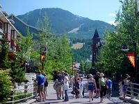 Whistler Village, British Columbia, Canada 02