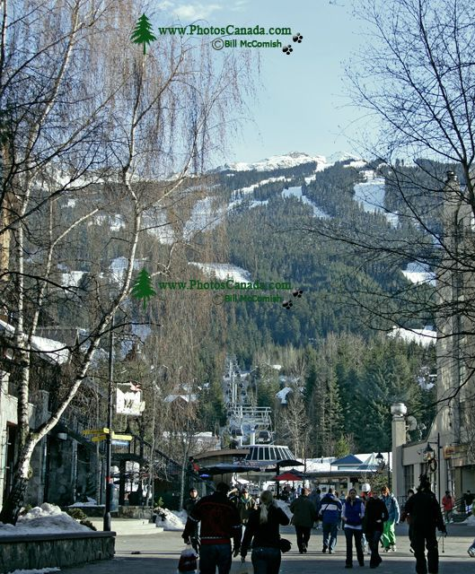 Whistler Village, British Columbia, Canada CM11-05