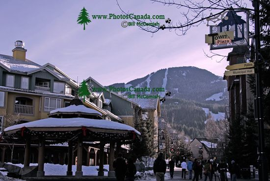 Whistler Village, British Columbia, Canada CM11-09
