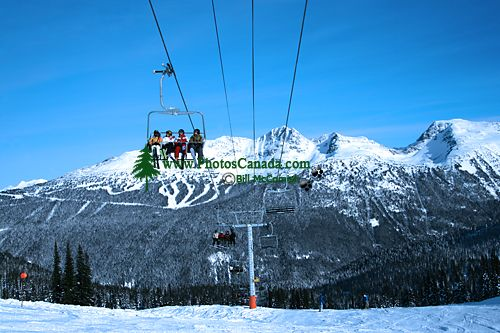 Whistler, Symphony Chair Lift, British Columbia, Canada CM11-17