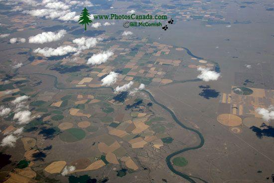Winnipeg Aerial Images, Manitoba, Canada CM-1201