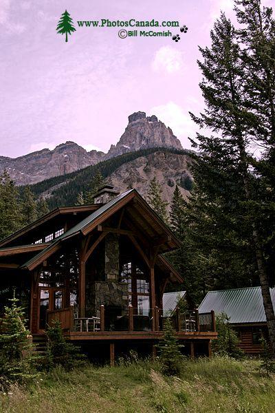 Cathedral Lodge, Yoho National Park, 2011, British Columbia, Canada CM11-008