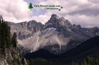 Highlight for Album: Yoho National Park, 2011 and 2012, British Columbia, Canada - Canadian National Park Stock Photos