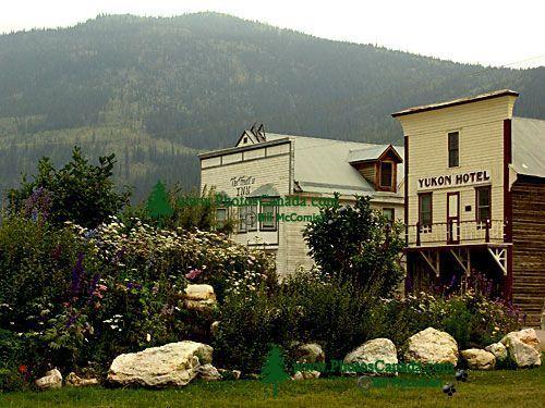 Dawson City, Yukon, Canada  12