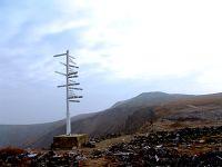 Keno Hill Signpost, Yukon, Canada  15