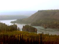 Five Finger Rapids, Yukon, Canada  10