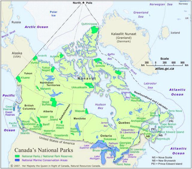 PhotosCanada.com Gallery :: Canada National Parks Photos ...