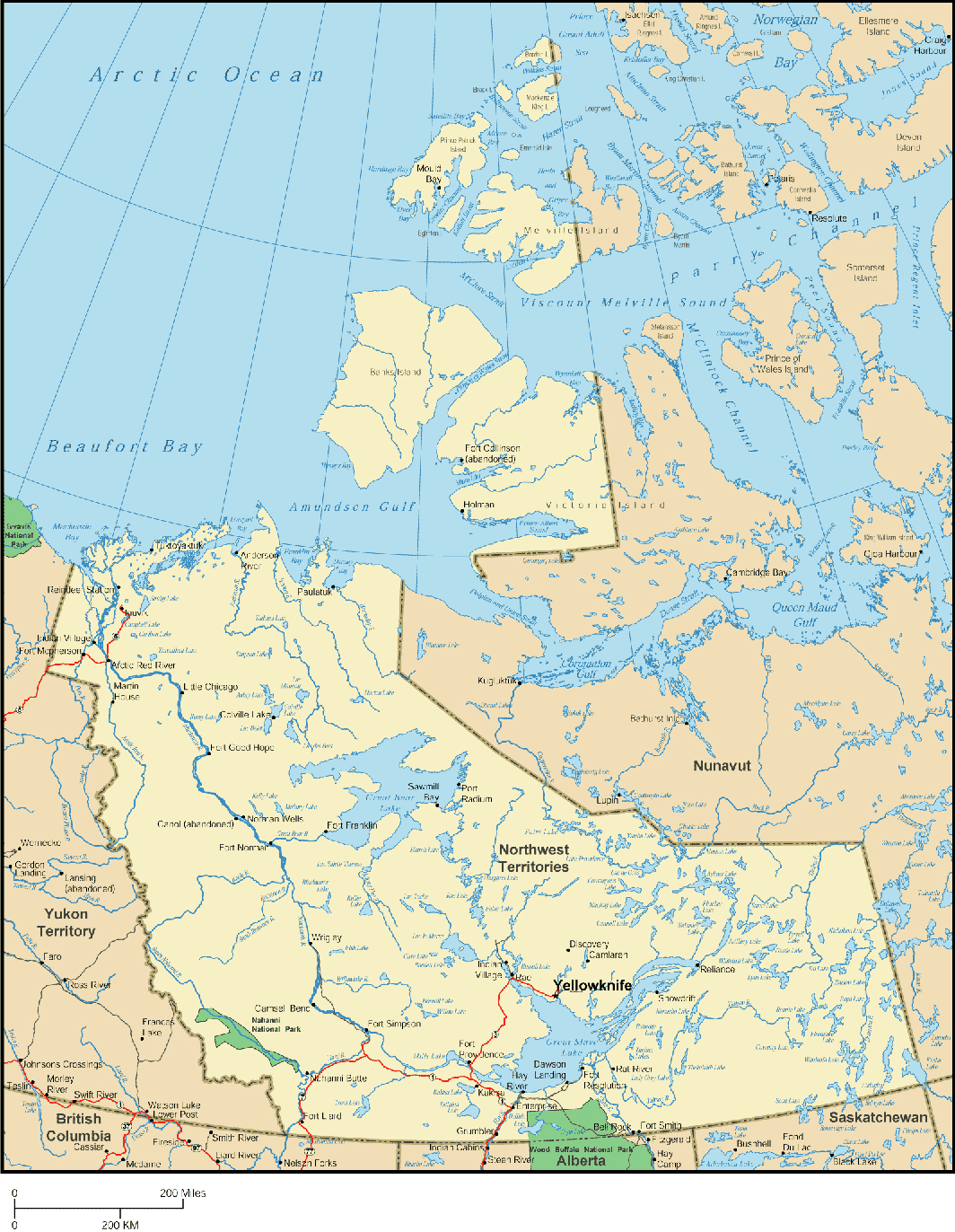 Northwest Territories Canada Map.Photoscanada Com Gallery Northwest Territories Photos Stock
